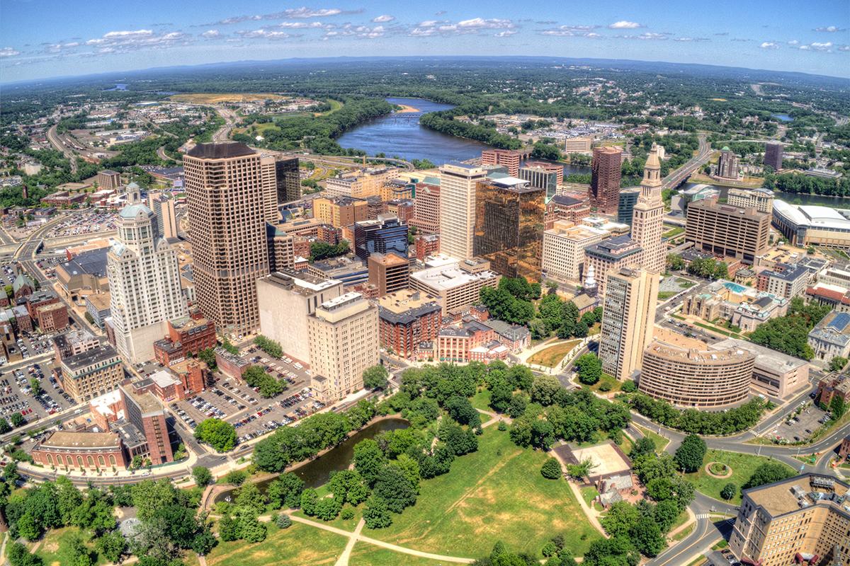 Connecticut-city